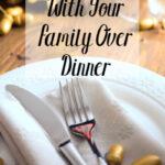 Bonding Over Dinner With Ragu®