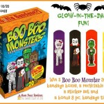 Boo Boo Monsters Fun Bandages Giveaway