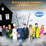 Hyland's Halloween Costume Contest ~ 3 Winners