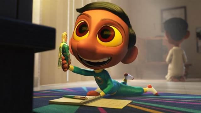 Little Sanjay