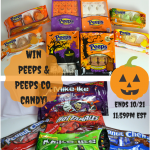 Peeps & Peeps Company Candy Review + Giveaway (Ends 10/21)