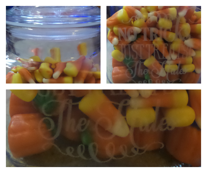 Personalization Mall Candy Jar