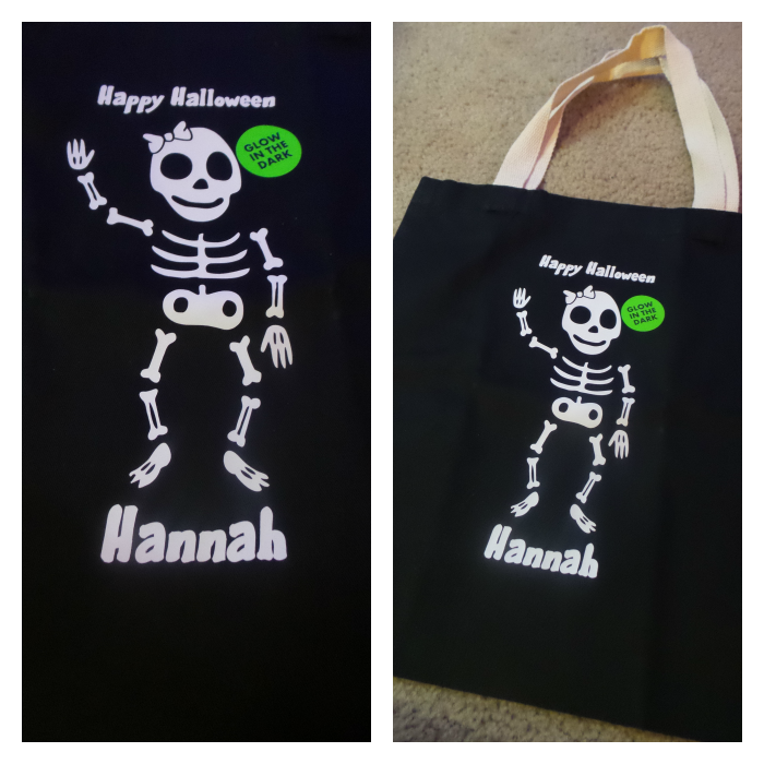 Personalization Mall Halloween Bag