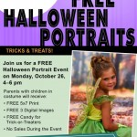 Portrait Innovations Free Halloween Portrait Event on October 26th