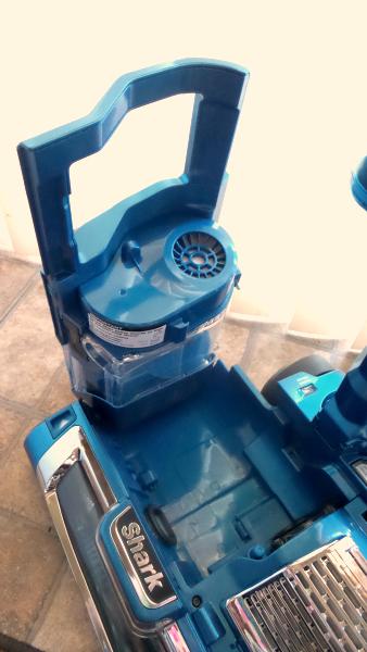 Shark Rocket Powerhead Vacuum Review It S Free At Last
