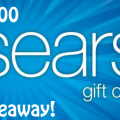 Sears Black Friday Deals and Enter to Win $100 Sears Gift Card