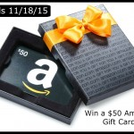 Earn BIG on fuelperks at Giant Eagle on Select Gift Card Purchase and Enter to win $50 Amazon Gift Card #GEfallfuel15