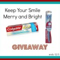 Colgate Total Care Prize Pack Giveaway (Two Winners)