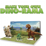 Free Good Dinosaur Activity Sheets #GoodDino