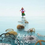 ALICE THROUGH THE LOOKING GLASS All New Trailer Available Now #DisneyAlice