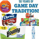 Game Day Traditions made easier with Walmart and P&G #GameDayTraditions