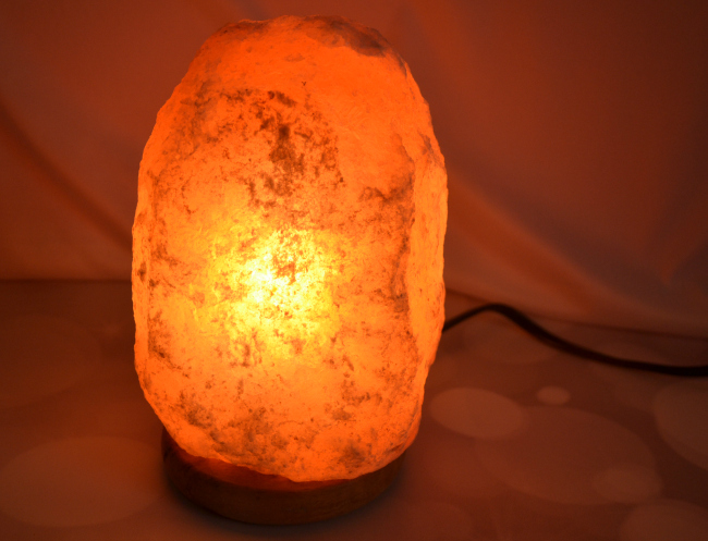 Salt Lamps Reviews : Himalayan Salt Shop Lamp Review and Giveaway #FAMChristmas - It's Free At Last
