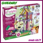 Win a K'NEX Mighty Makers Inventor's Clubhouse Building Set