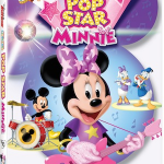 Mickey Mouse Clubhouse: Pop Star Minnie on DVD February 2nd