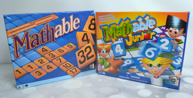 Mathable Games #FAMChristmas