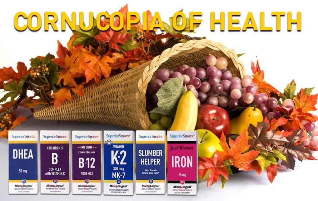 SuperiorSource Cornucopia of Health