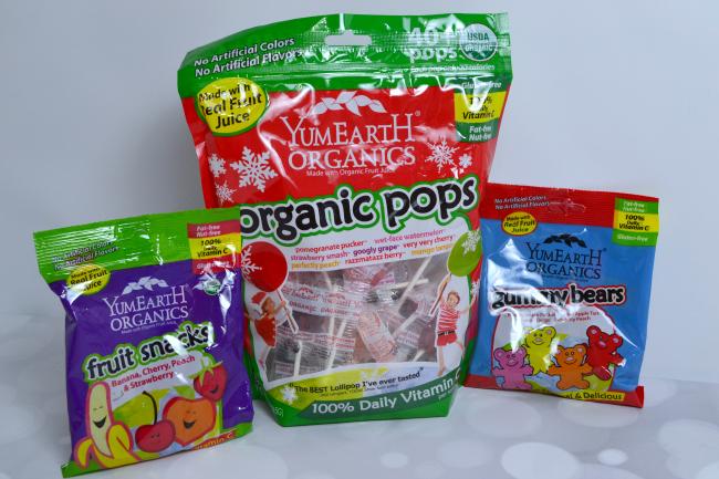 YumEarth Organics #FAMChristmas