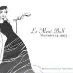 Cystic Fibrosis Foundation Le Meat Ball Gala November 14, 2015