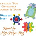 The Manhattan Toy Company Giveaway