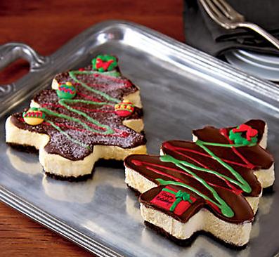 Christmas Cheesecakes