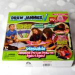 Draw Jammies #FAMChristmas