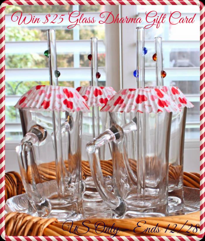 Glass-Dharma Gift Code