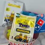 Minions DVD Family Movie Night with PEEPS & COMPANY® Goodies (and Giveaway)