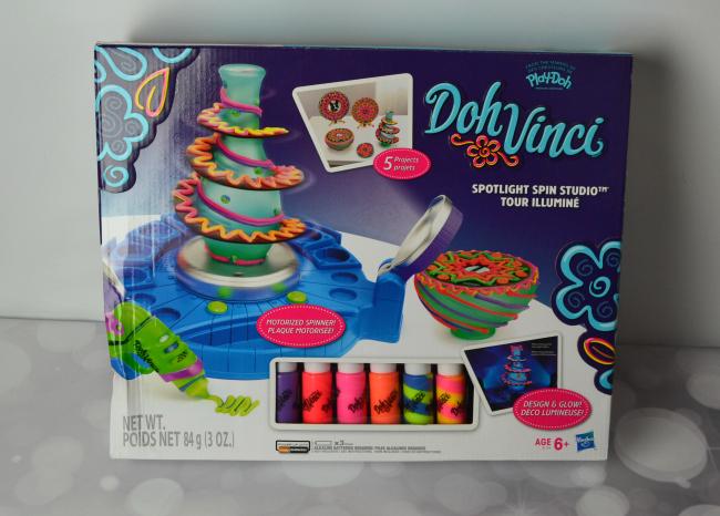Play-Doh Doh Vinci #FAMChristmas