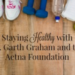 Stay Healthy with Dr. Garth Graham and the Aetna Foundation #GoLocalGrants
