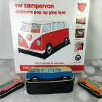 The Monster Factory – VW Campervan Tent, Pencil Case, and Lunch Box #FAMChristmas