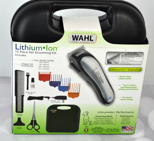 Wahl Home Products - Haircut Kit and Pet Grooming Kit #FAMChristmas