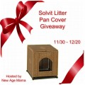 Solvit Litter Pan Cover Giveaway