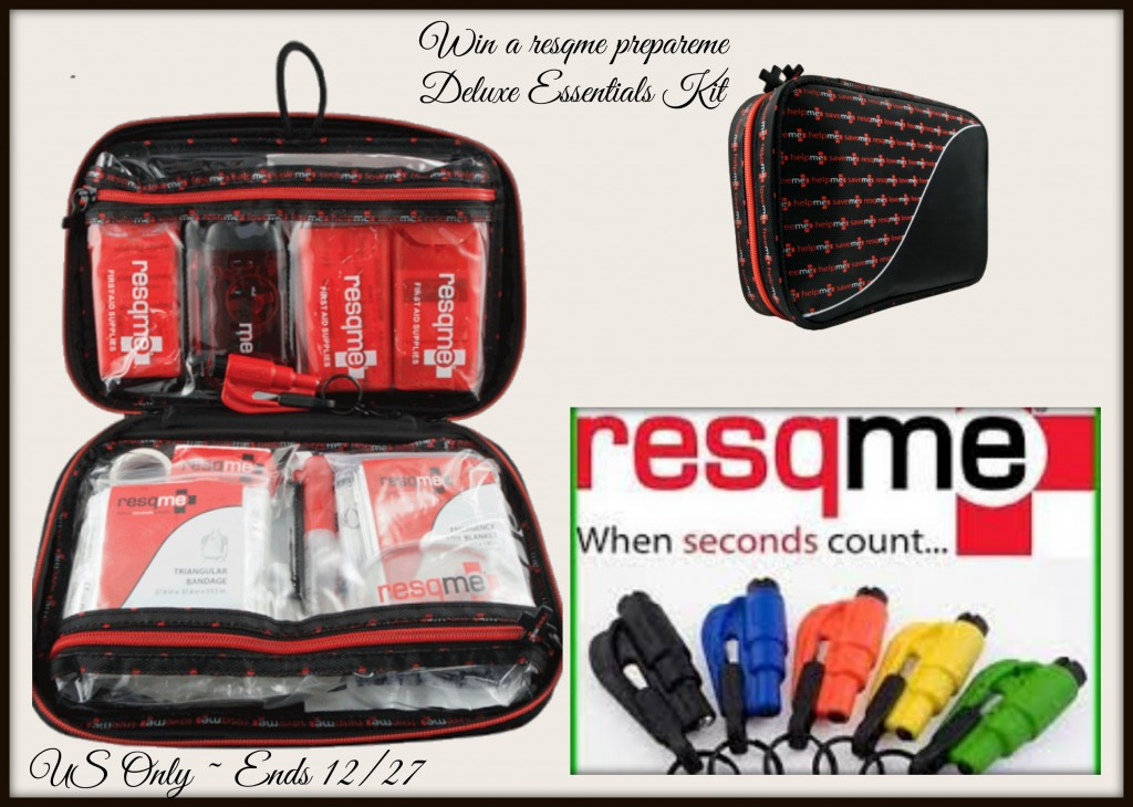 resqme Giveaway