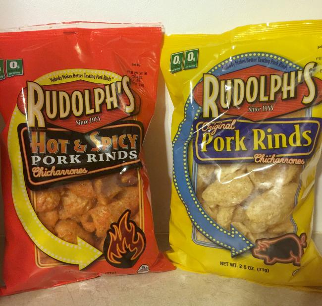 how to cook pork rind pellets
