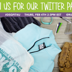 Join the Dicks Sporting Goods #DSGFIT4U Twitter Party on 2/4