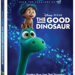 Disney•Pixar's THE GOOD DINOSAUR on DVD February 23rd