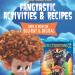 Hotel Transylvania 2 DVD Info & Free Activity Sheets Available Here