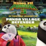 Kung Fu Panda 3 Prize Pack Giveaway #KungFuPanda