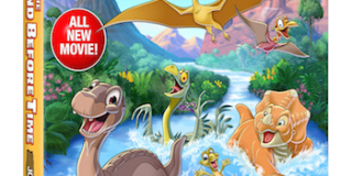 Land Before Time: Journey of the Brave on DVD 2/2 #LandB4Time