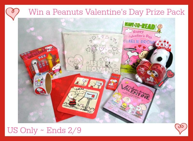 Peanuts-Valentines