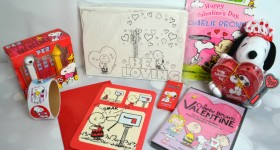 Celebrate Valentines Day with the Peanuts Gang and Win a Valentines Prize Pack