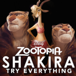 "Brand New Music Video for Shakira's ""Try Everything"": An All-New Original Song from ZOOTOPIA!!! #Zootopia"