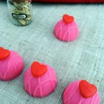 Valentine's Day Candies with Marshmallow Crème Recipe