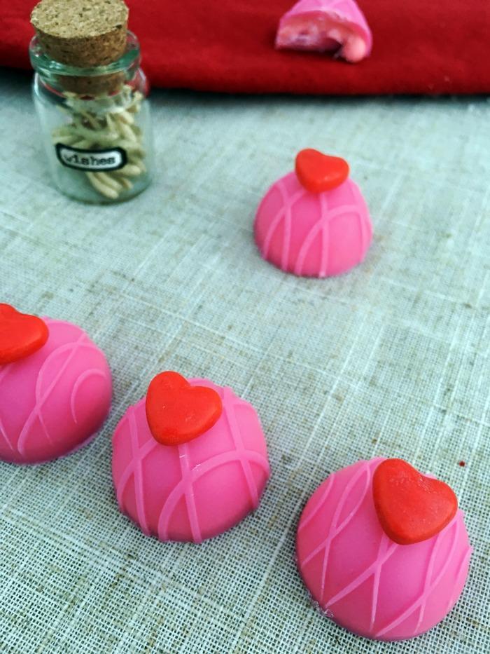 Valentine's Day Marshmallow Creme Candies #1