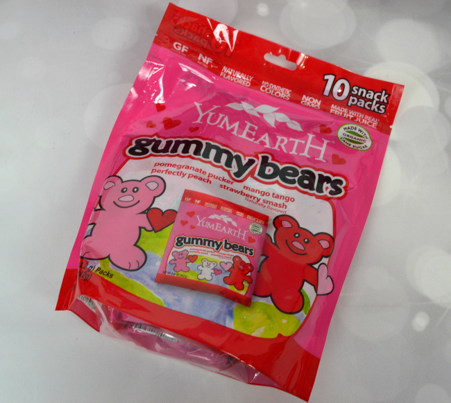 YumEarth Gummy Bears -02