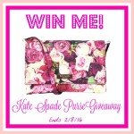 Choose Your Kate Spade Giveaway
