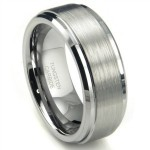 Tungsten Carbide Men's Ring Giveaway