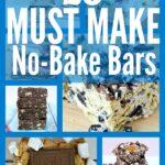 20 Must Have No Bake Bars Recipe