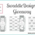 SwaddleDesigns Muslin Singles Swaddle Giveaway