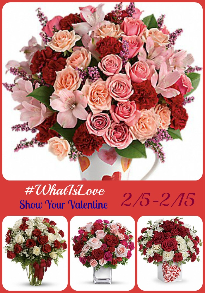 WhatIsLove-Teleflora-flowers-giveaway